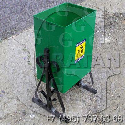 Купить Урна уличная фигурная УУ-6 недорого