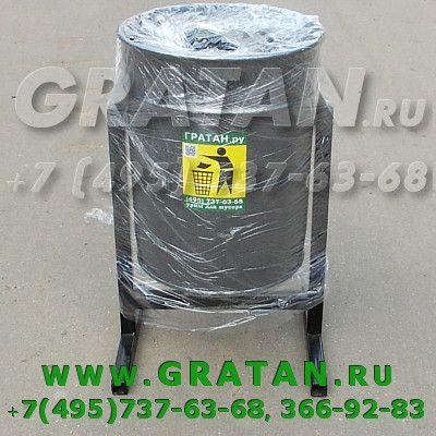 Купить Урна уличная опора 25л (УУ-7) недорого