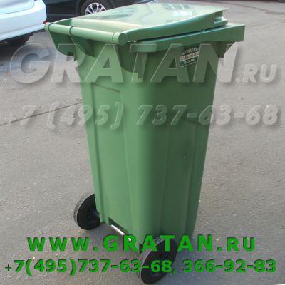 Купить Мусорный контейнер МКТ-120 недорого