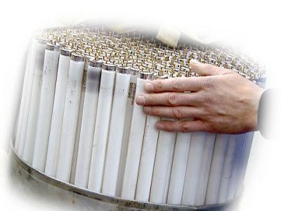 Купить Контейнер для ртутных ламп (бак для ламп 1000*450) недорого