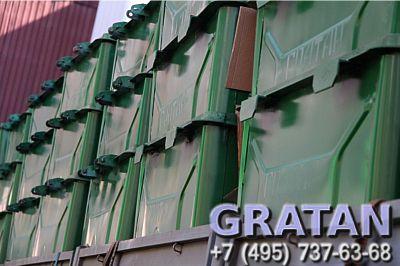 Купить Штампованный контейнер для мусора К-40 (0.8м3) недорого