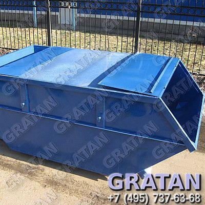 Купить Бункер под строительный мусор БН-8С (8м3) недорого