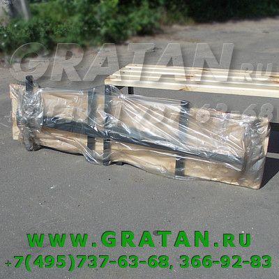 Купить Лавка садово-парковая ЛСП-2м разборная недорого