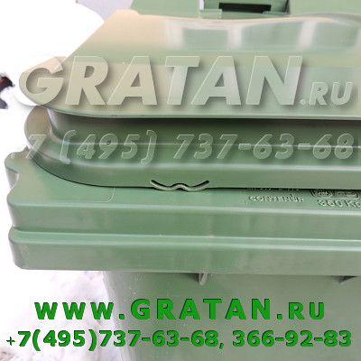 Купить Евроконтейнер для мусора 1100л  MGB 1100 недорого