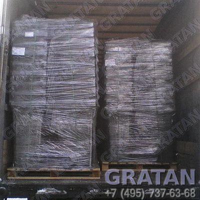 Купить Мусорный контейнер 120л с педалью недорого
