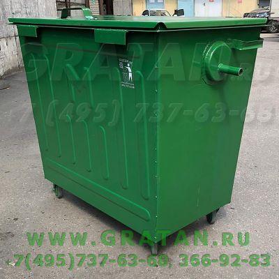 Купить Контейнер для мусора БК-0,8Ш недорого
