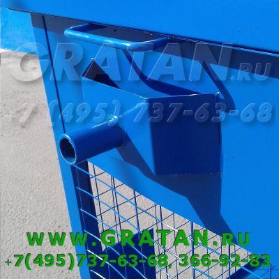 Купить Сетчатый контейнер РСО 1,1м3 недорого