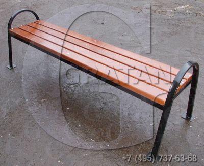 Купить Лавка садово-парковая ЛПР-2 недорого